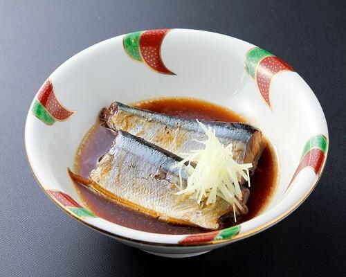 三陸海彩 さんまの生姜煮