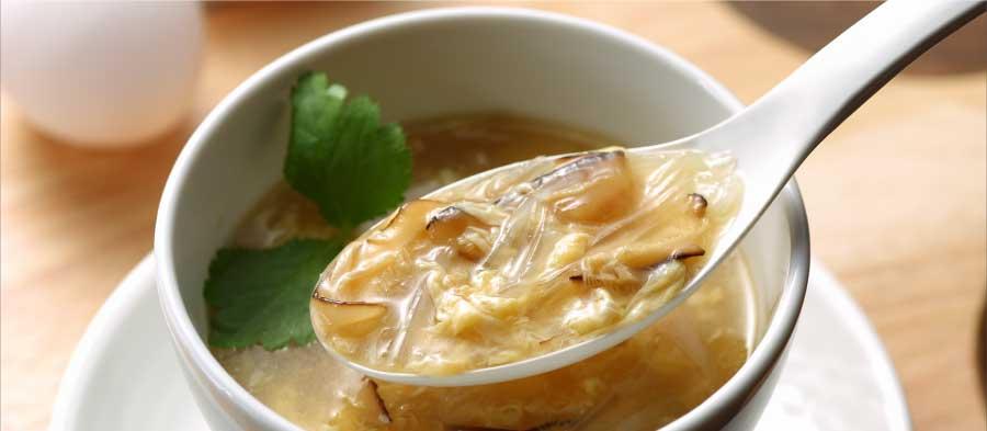 マーメイドスタイル広東風ふかひれスープ